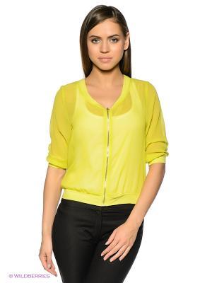 Блузка Baon. Цвет: светло-зеленый