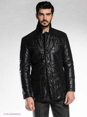Куртка Bazioni. Цвет: черный