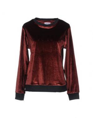 Пижама DKNY. Цвет: красно-коричневый