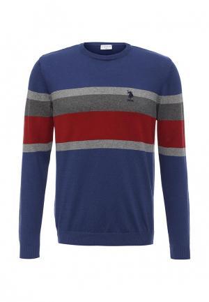 Джемпер U.S. Polo Assn.. Цвет: синий
