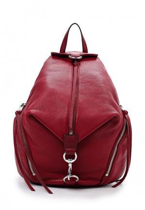 Рюкзак Rebecca Minkoff. Цвет: бордовый