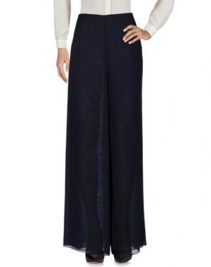 Повседневные брюки THANA. Цвет: темно-синий