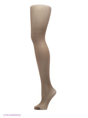 Колготки CONTE Elegant. Цвет: серо-коричневый