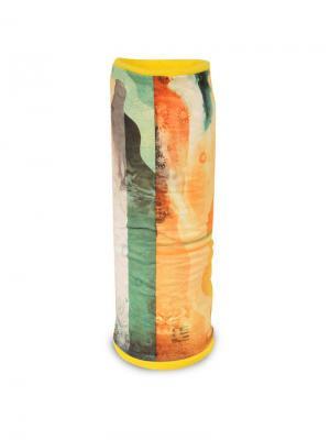 Бандана Кингстон Экспетро. Цвет: оранжевый, зеленый