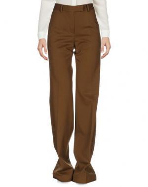 Повседневные брюки BOULE DE NEIGE. Цвет: хаки