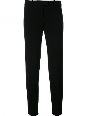 Зауженные брюки Altuzarra. Цвет: чёрный