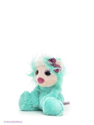 Мягкая игрушка Айюми Улыбка NICI. Цвет: бирюзовый