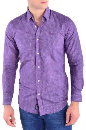 Рубашка Galvanni. Цвет: purple