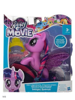 Mlp Мерцание пони-модницы My Little Pony. Цвет: фиолетовый