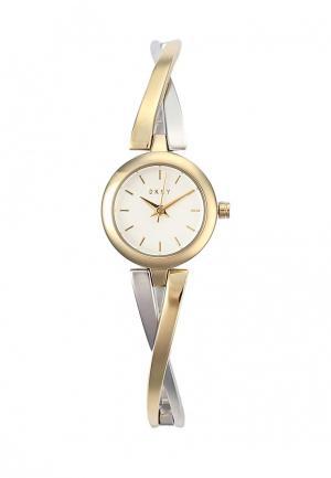 Часы DKNY. Цвет: разноцветный