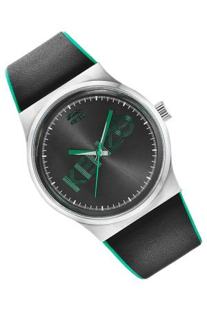 WATCHES Kenzo. Цвет: black and green