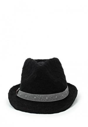Шляпа Animal. Цвет: черный