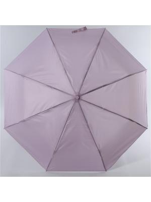 Зонт Torm, Женский, 3 сложения, Автомат,  Полиэстер Torm. Цвет: лиловый