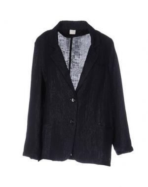 Пиджак DES PETITS HAUTS. Цвет: темно-синий