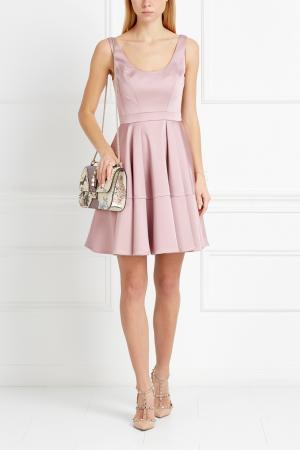 Платье Charlotte Zac Posen. Цвет: розовый