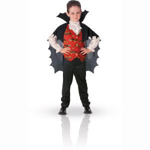 Маскарадный костюм вампира LA REDOUTE. Цвет: набивной рисунок