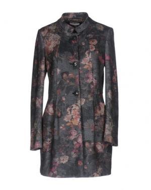 Легкое пальто CANNELLA. Цвет: темно-зеленый
