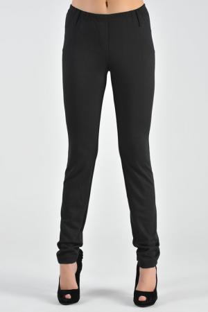 Брюки M&L Collection. Цвет: черный