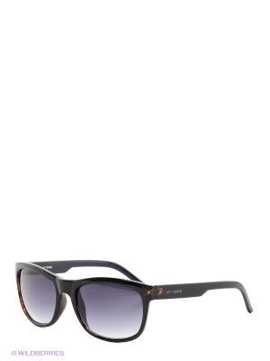 Солнцезащитные очки GF Ferre. Цвет: синий, черный