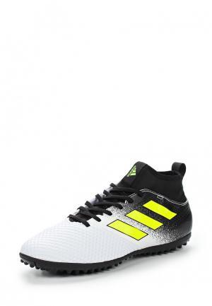 Шиповки adidas Performance. Цвет: черно-белый