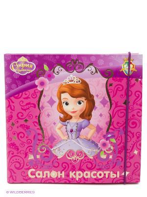 Набор Софии для создания образовСалон Красоты Daisy Design. Цвет: фиолетовый