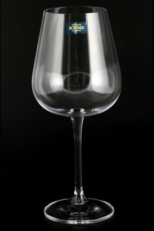 Набор бокалов 540 мл, 6 шт Crystalite Bohemia. Цвет: прозрачный