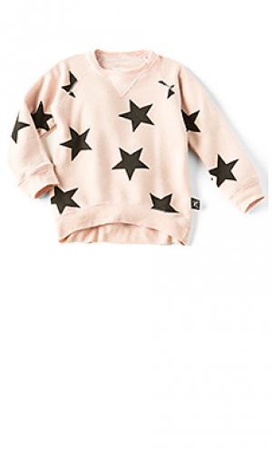 Пуловер star Nununu. Цвет: румянец