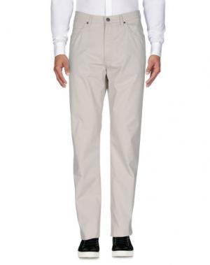 Повседневные брюки WRANGLER. Цвет: светло-серый