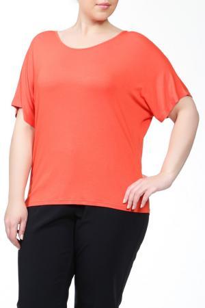 Блуза HEY. Цвет: коралловый