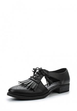 Ботинки Super Mode. Цвет: черный