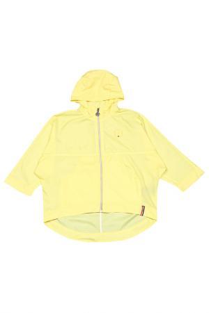 Куртка Tommy Hilfiger. Цвет: желтый