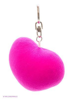 EXPETRO Брелок-антистресс Валентинка с ароматом дыня Экспетро. Цвет: розовый