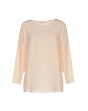 Блузка ST.EMILE. Цвет: светло-розовый