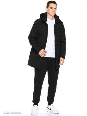 Куртка M NSW MODERN PRKA HD DN FLL Nike. Цвет: черный