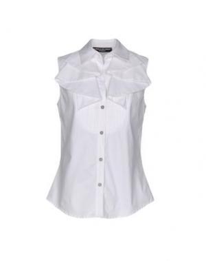 Pубашка LORELLA SIGNORINO. Цвет: белый