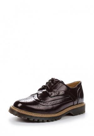 Ботинки Prendimi. Цвет: коричневый