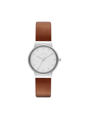 Часы SKAGEN. Цвет: коричневый