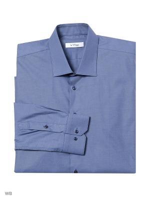 Рубашка lawiggi. Цвет: антрацитовый