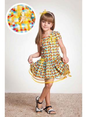 Платье-рыбка Куколки L&K