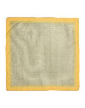 Платок BARK. Цвет: желтый