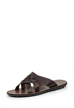 Сабо Dino Ricci Trend. Цвет: коричневый