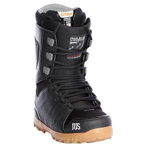 Ботинки для сноуборда  Lashed Bradshaw X Jus Liv Black/Gum Thirty Two. Цвет: черный