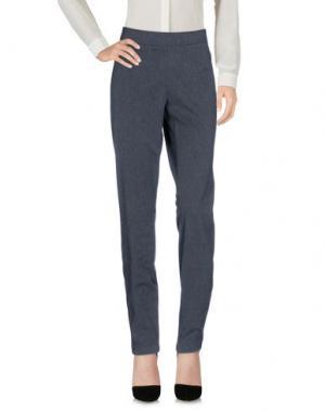 Повседневные брюки WINDSOR.. Цвет: серый