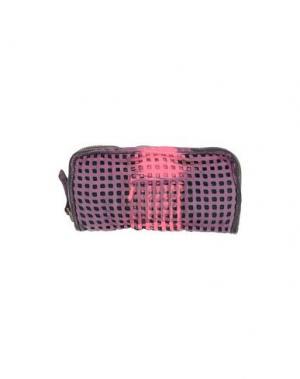 Бумажник CATERINA LUCCHI. Цвет: фиолетовый