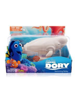 Интерактивная игрушка робокит-Бейли ZURU. Цвет: белый
