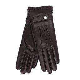 Перчатки  NEW_CELINE/A темно-фиолетовый AGNELLE