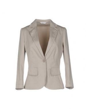 Пиджак CARLA G.. Цвет: бежевый
