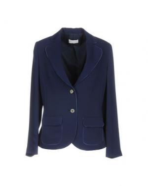 Пиджак CALALUNA. Цвет: синий