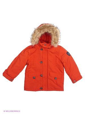Куртка Mayoral. Цвет: красный