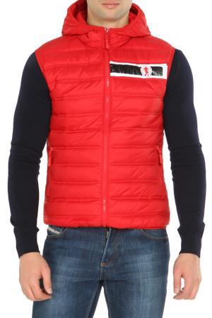 Куртка Dirk Bikkembergs. Цвет: p00, красный